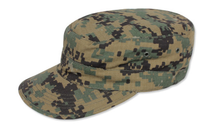Teesar Inc. - Patrol Cap - Digital Woodland - 12308071