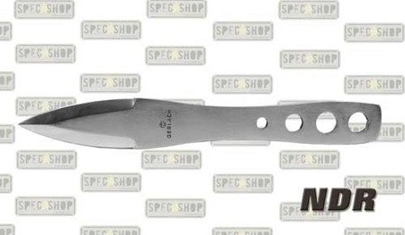 Throwing Knife ''Gerlach'' wz. 93 NDR - Silver