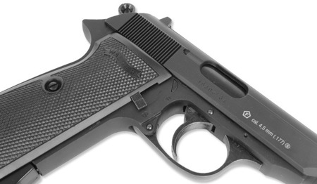 Umarex - AirGun Walther PPK/S - 4.5 mm - 5.8315