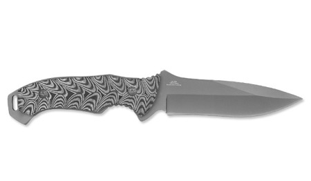 United Cutlery - S.O.A. Titanium Micarta Assault Knife - UC2804