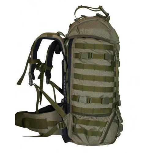WISPORT - Raccoon Backpack - 45L - Olive Green