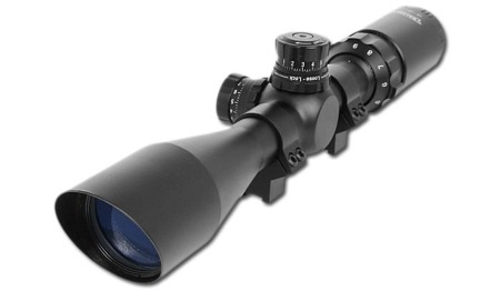 Walther - Riflescope ZF 3-9x44 - 2.1530