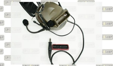 Z-Tactical - Headset - ZCOMTAC II - Z 041 OD