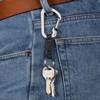 Nite Ize - SlideLock Key Ring #3 - Black - CSLW3-01-R6