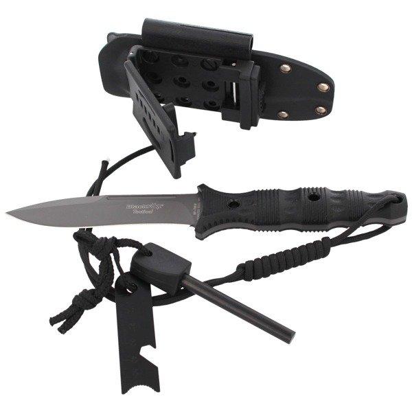 FOX Knife BlackFox Tactical Design by Sami Stinner BF 706B