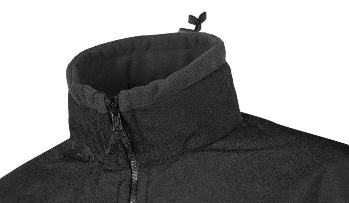 helikon classic army windblocker fleece jacket black bl caf fm 01 clothes shoes. Black Bedroom Furniture Sets. Home Design Ideas