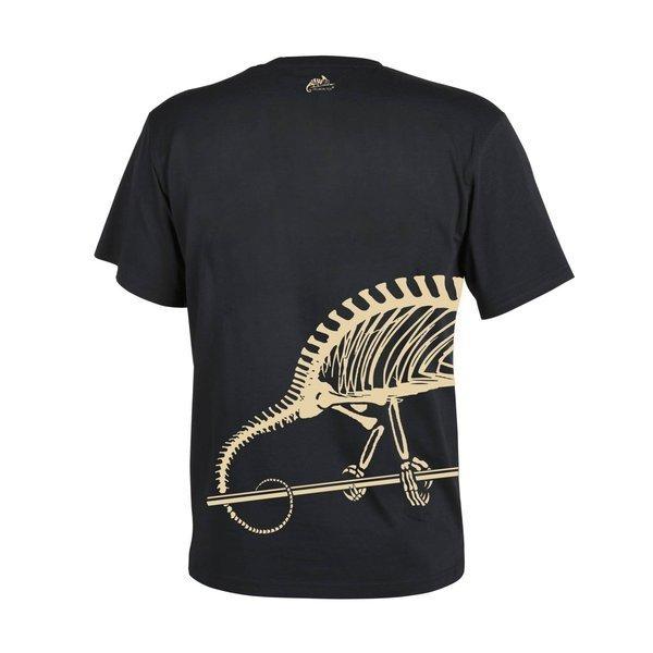 Helikon T Shirt Full Body Skeleton Black Ts Fbs Co 01