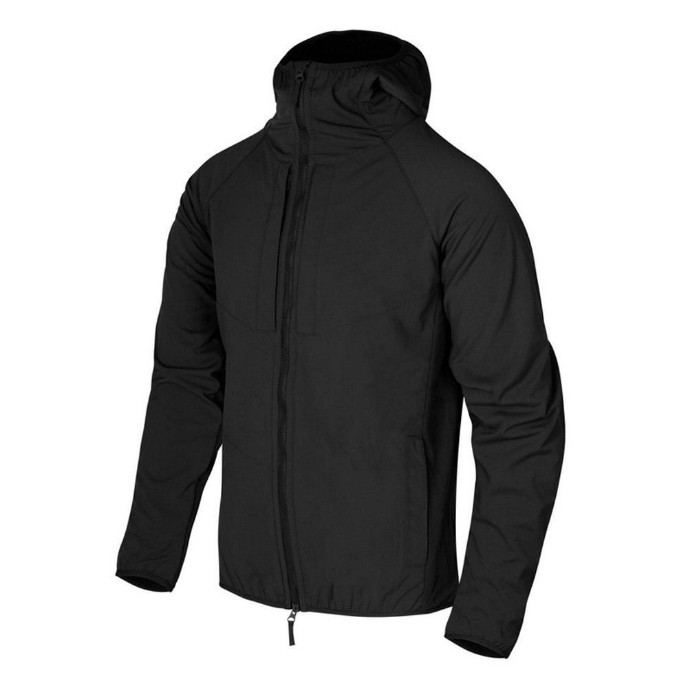 helikon - urban hybrid softshell jacket® - stormstretch® - black -  ku-uhs-nl-01