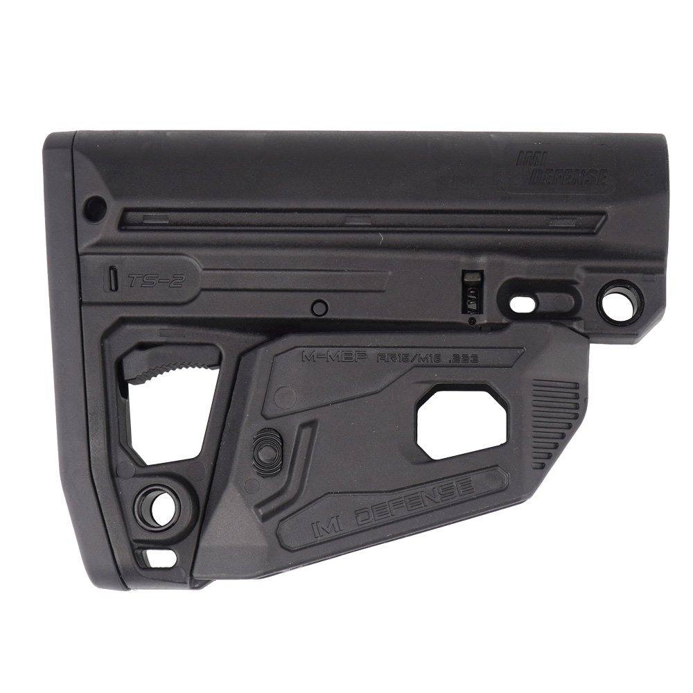Imi Defense Ts2 M16ar15 Tactical Buttstock With Magwell