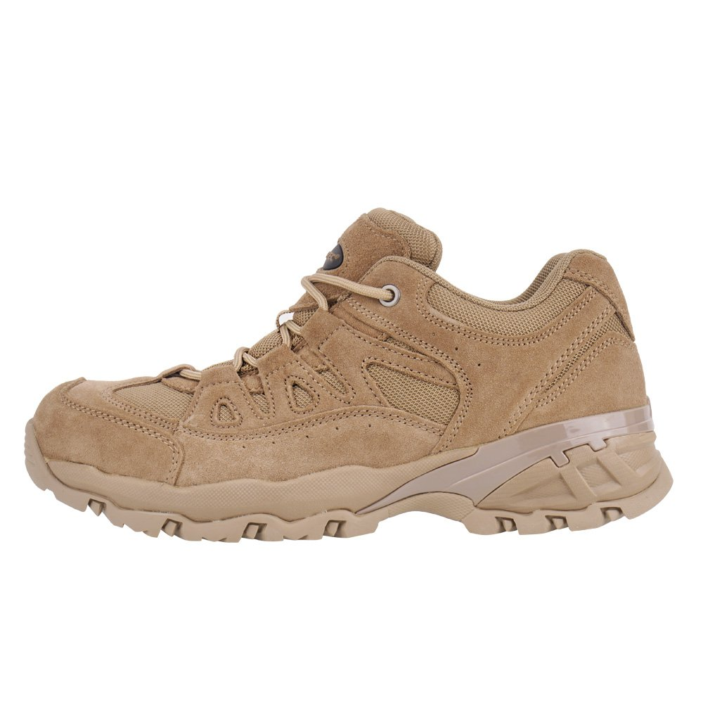 Mil Tec Squad 2,5'' Tactical Shoes Coyote Brown 12823505
