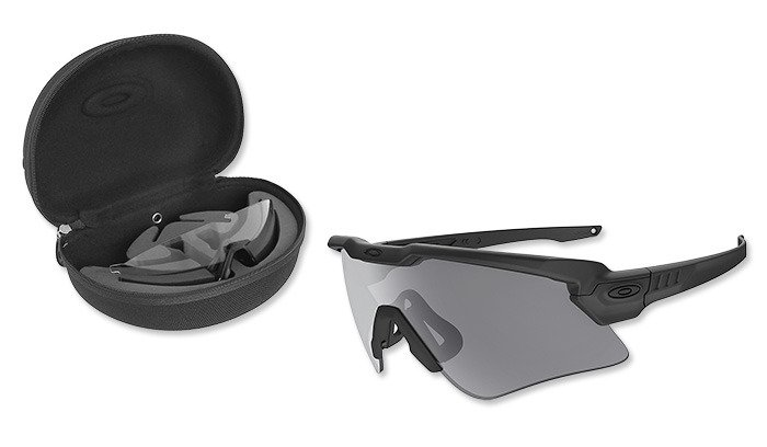 552ea492ba9 Oakley - SI Ballistic M Frame Alpha Black Array Sunglasses - 2LS -  OO9296-05