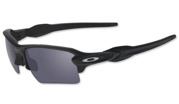 b45cf60d50c Oakley - SI Flak Jacket 2.0 XL Matte Black Sunglasses - Grey - OO9188-13