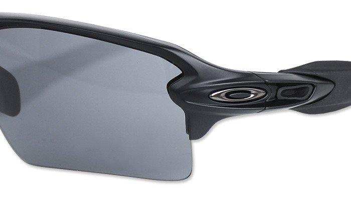 3dd3f8f372 Oakley - SI Flak Jacket 2.0 XL Matte Black Sunglasses - Grey - OO9188-13