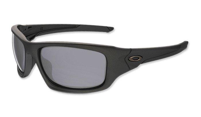 c10e9a183c091 Oakley - SI Valve Matte Black Sunglasses - Grey Polarized - OO9236 ...