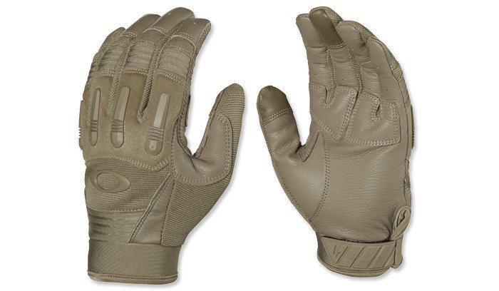 fdeb075538 Oakley - Transition Tactical Gloves - Coyote - 94257-86W
