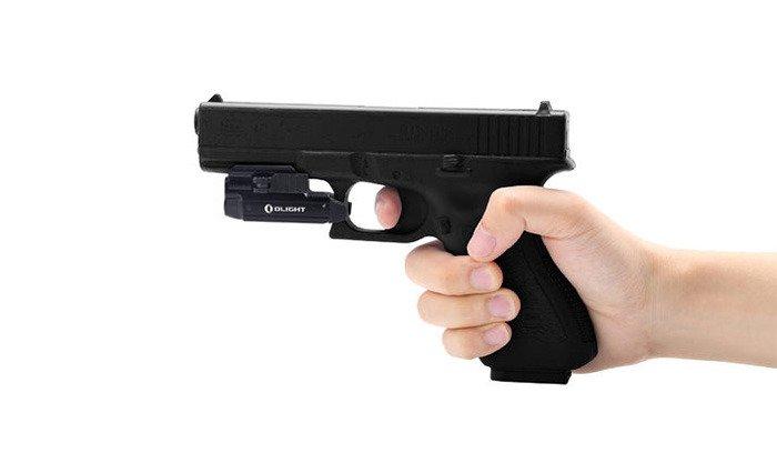 Flashlight Olight PL-Mini USB Valkyrie 400 Lumen LED Magnetic Pistol Picatinny