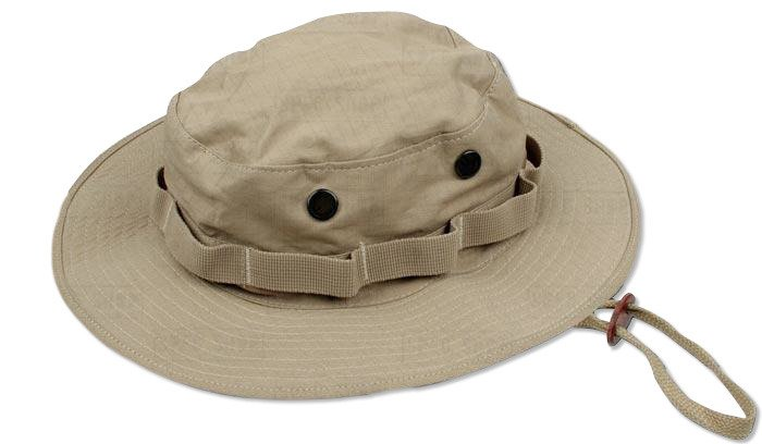 dc8177fd6ecc6 Teesar Inc. - Boonie Hat - RipStop - Tan - 12325004