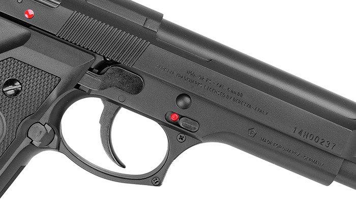 Umarex - Beretta Mod. 92 FS Pistol Replica - CO2 - 2.5994  7074dd44b79b