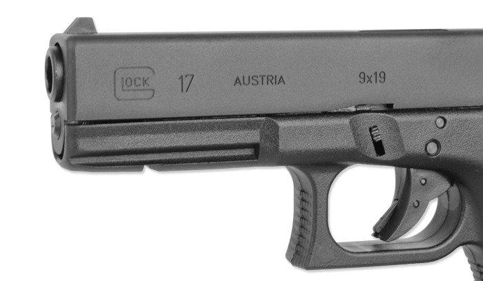 Original  GLOCK17 Schlüsselanhänger Aufnäher & Anhänger