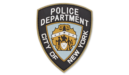 101 Inc. - 3D Patch - NYC Police Department