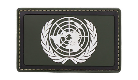 101 Inc. - 3D Patch - U.N. - OD Green