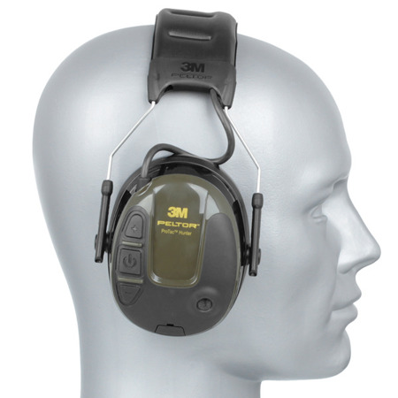 3M - Peltor ProTac Hunter Active Hearing Protector