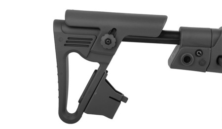 ASG - Airsoft G1 RONI Conversion for Glock 17 / 18C / 19 - Black - 17948