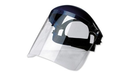 Bolle Safety - Replacement Polycarbonate Face Shield Visor - BL20FAPI