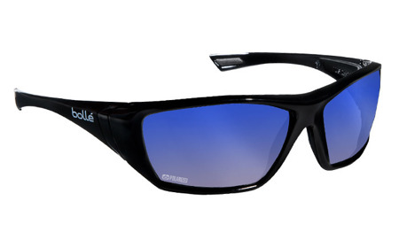 Bolle Safety - Schutzbrille HUSTLER - Polarisierter Blue Flash - HUSTFLASH