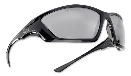 Bolle Tactical - Ballistic Glasses - SWAT - Silver - SWATFLASH