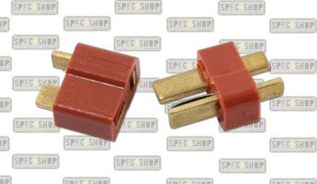 Element - T-Connector Plug - Large - PW 0112