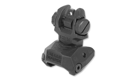 FAB Defense - RBS Rear Back-Up Sight - Black