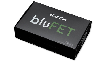 GUNfet - bluFET™ Advanced MOSFET Controller with Gesture Control - 17 functions