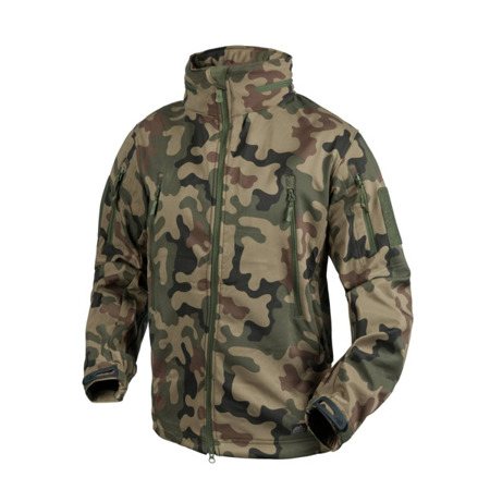 Helikon - Gunfighter Jacket - Polish Woodland - KU-GUN-FM-04
