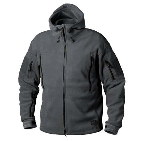 Helikon - Patriot Heavy Fleece Jacket - Shadow Grey - BL-PAT-HF-35