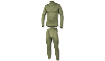 Helikon - Underwear Set - Level 2 - Olive Green - KP-UN2-PO-02