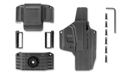 IMI Defense - MORF X3 Holster for Glock 17 - IMI-Z8017