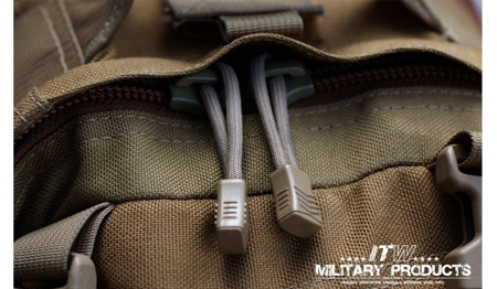 ITW Nexus - GT Zipper Pull - Foliage Green