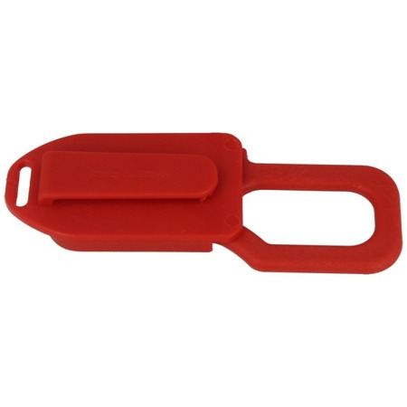 MAC Coltellerie - Rescue Knife, 48mm - TS05 RED