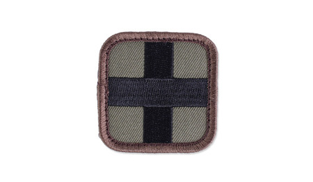 "MIL-SPEC MONKEY - Morale Patch - Medic Square 2"" - Forest"