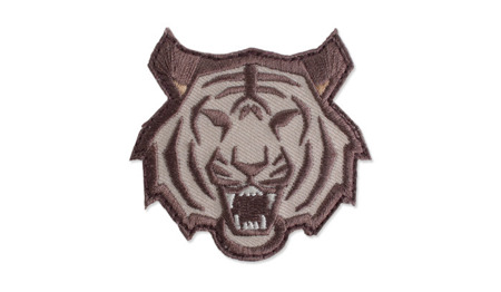 MIL-SPEC MONKEY - Morale Patch - Tiger Head - Arid
