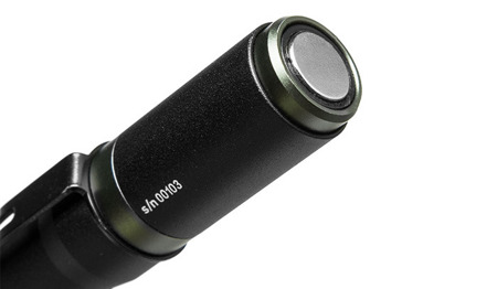 Mactronic - Rechargeable Flashlight Sniper 3.1 with Focus - 130 lm - THH0061