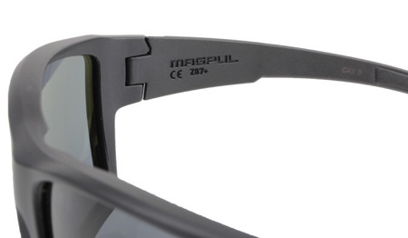 Magpul - Summit Balistic Glasses - Matte Black Frame / Gray Lens - MAG1022-061