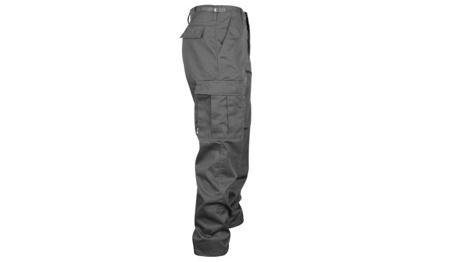 Mil-Tec - BDU Ranger Trousers - Black - 11810002