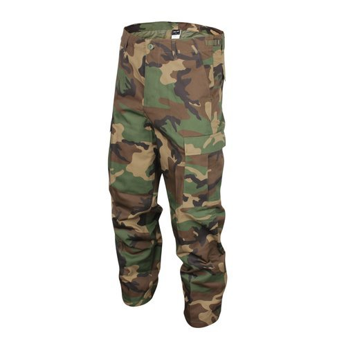 Mil-Tec - BDU Ranger Trousers - Woodland - 11810020