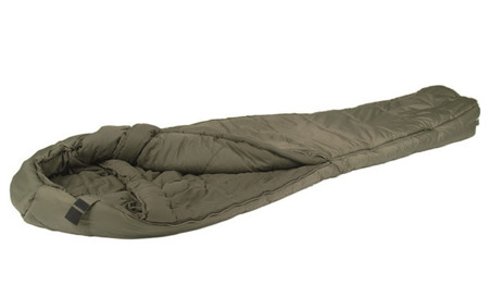 Mil-Tec - Sleepingbag - Mummy 3D - Zielony OD - 14113601
