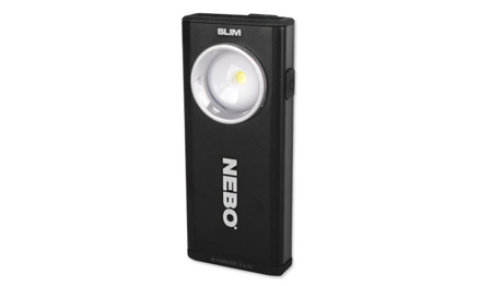NEBO - SLIM Rechargeable Pocket WorkLite - Czarny - NB6694