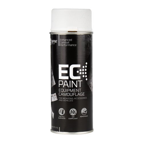 NFM - Equipment Camouflage Paint - White - RAL-9010