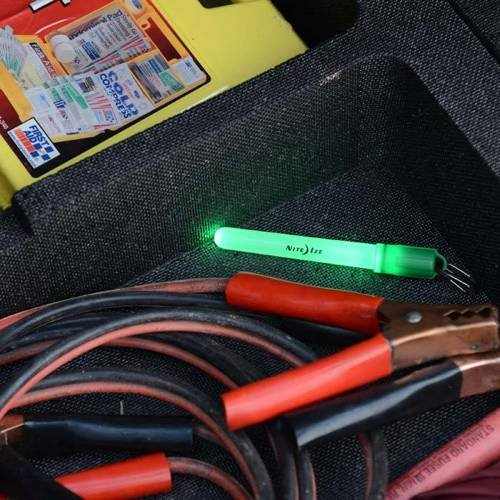 Nite Ize - LED Mini Glowstick - Green - MGS-28-R6