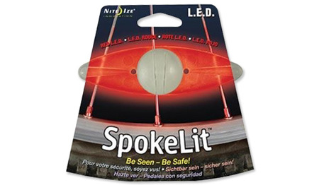 Nite Ize - SpokeLit - Red - SKL-03-10
